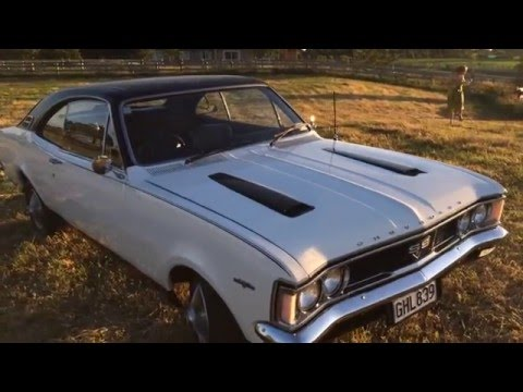 Holden Chevrolet Monaro SS - Rare South African Edition - Chevy