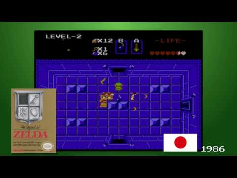 Legend of Zelda message by Don James