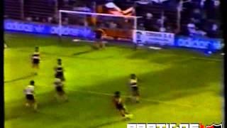 1987-88 - Campeonato Argentino - Fecha 15 - Gimnasia LP 2 - 2 Newell