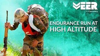 Endurance Run at 9000 Feet   High Altitude Warfare School E1P4   Veer by Discovery