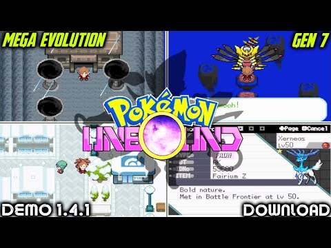 [UPDATED] POKEMON UNBOUND VERSION   GBA ROM HACK WITH MEGA EVOLUTION,NEW GRAPHICS, Z-MOVES & GEN 7!