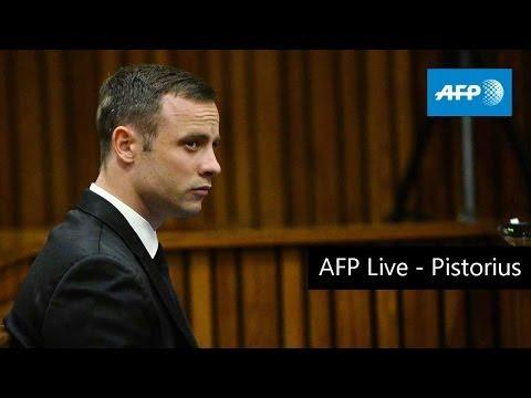 AFP Live - Oscar Pistorius Trial