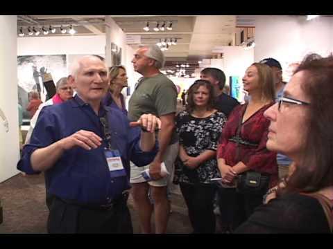 Palm Springs Fine Art Fair - LB Sunday Morning #1
