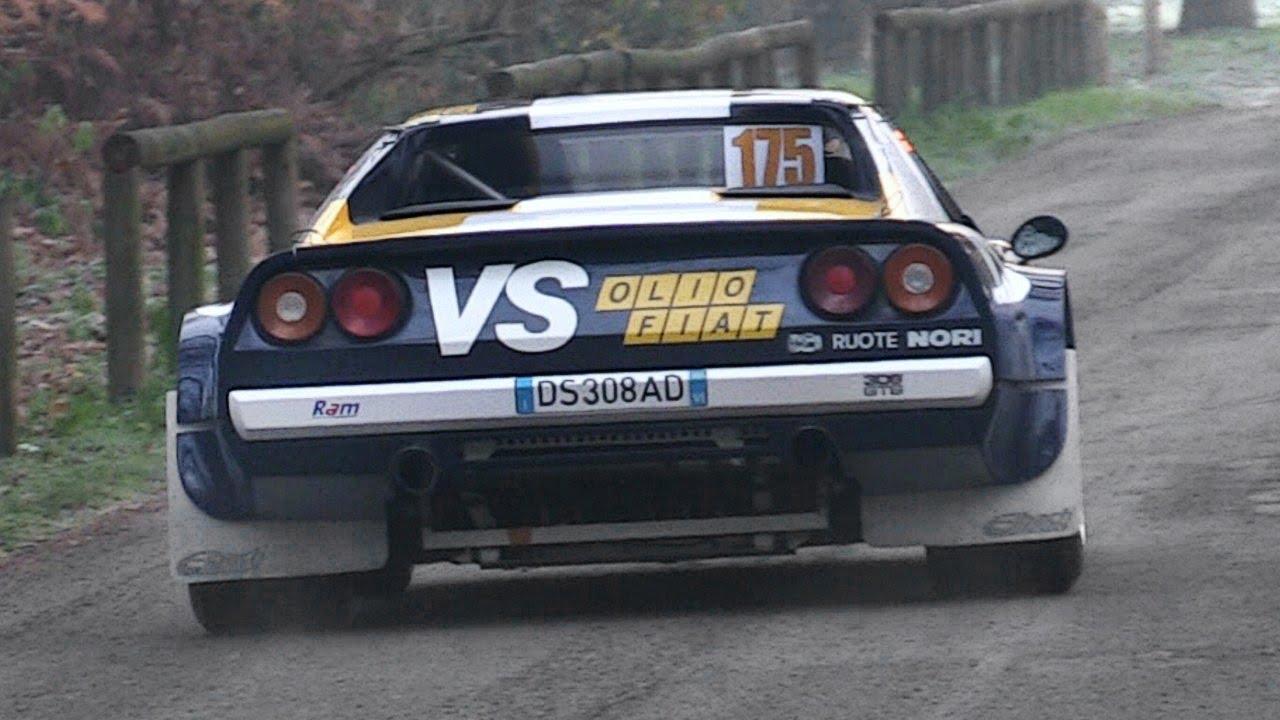 How Ferrari Rally 64