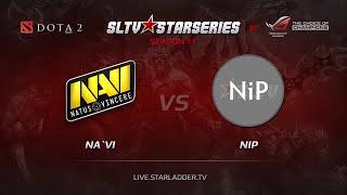 NAVI vs NiP, SLTV Europe Season 11, Day 11