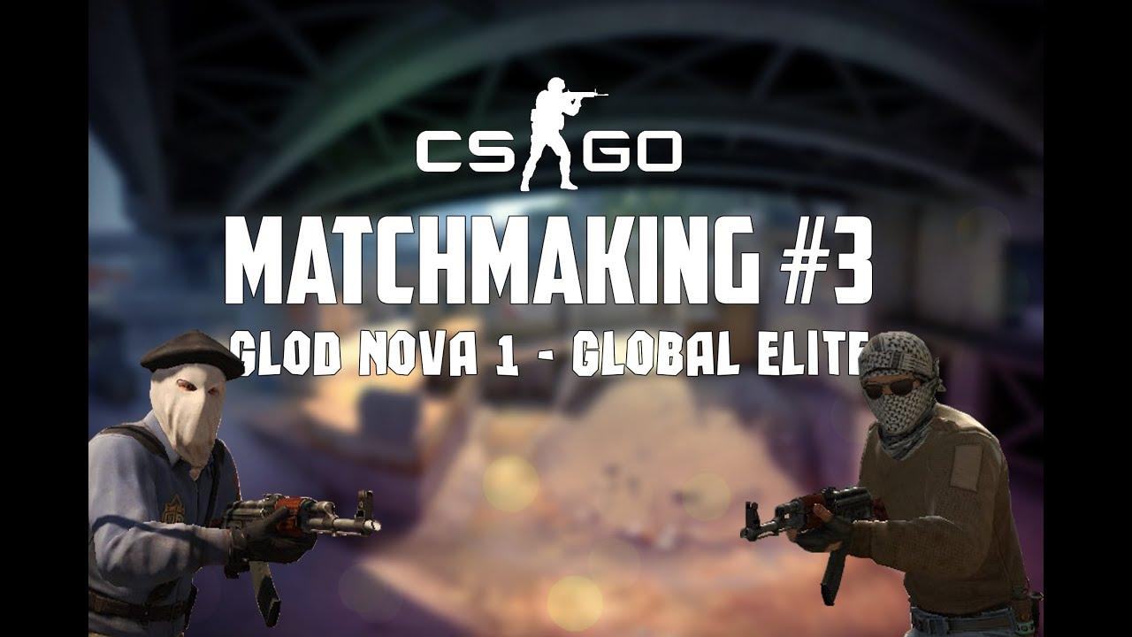 Global elite matchmaking
