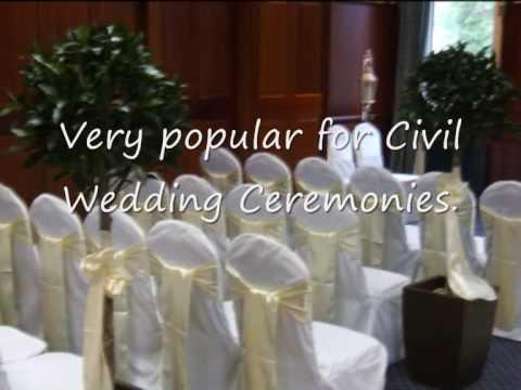 Decorative Wedding Trees - YouTube