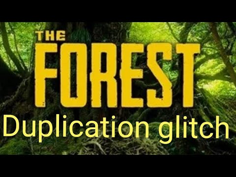 The Forest Duplication Glitch Ps4