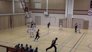 Aalto-Basket - PeU, 3.3.2018, M1DB