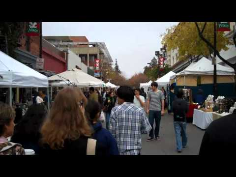 Telegraph Ave Holiday Street Fair, Berkeley CA