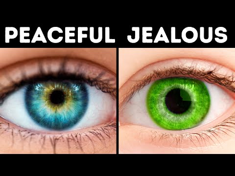 Your Eye Color Reveals Your Dominant Personality Trait
