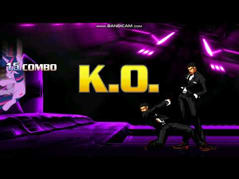 [Kof vs MLP Battle] Original gustab m vs...