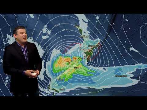 Cyclone Gita arrives in New Zealand tonight (20/02/18)
