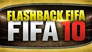 FLASHBACK FIFA with ZERKAA! | FIFA 10