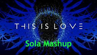 Hardwell vs Kaaze - This is Love for Coming Home (Sola Mashup)