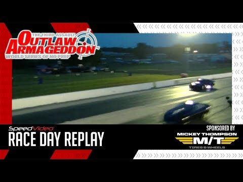 Download Youtube: Sunday Final Round Action From Outlaw Armageddon 2017