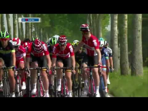 Baloise Tour of Belgium 2016 - Stage 1 - FINAL KILOMETERS