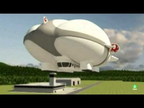 Los dirigibles del siglo 21