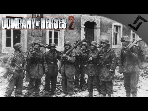 German Interrogation Very Effective  - Company of Heroes 2 - Theatre of War: Barbarossa COOP 8&9