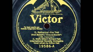 O, Katharina! by International Novelty Orchestra