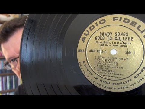 STRANGE VINYL RECORDS