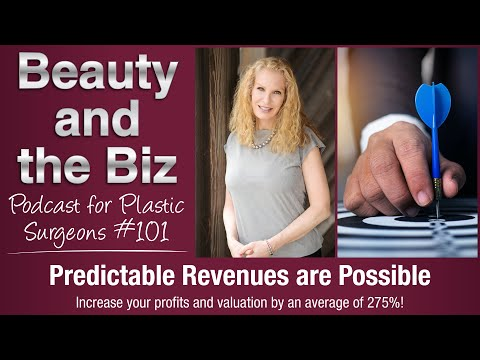 Ep.101: Predictable Revenues are Possible | Beauty and the Biz