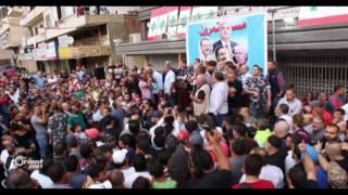 مظاهرات في طرابلس ضد ترشيح الحريري لميشيل عون..وريفي يعلن المقاومة السلمية