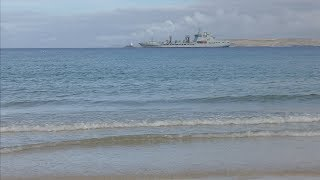 RFA TIDESPRING OFF PORTHMINSTER BEACH