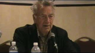 Ray Manzarek at NORML CON 2008 - Pot Culture Panel - 1of2