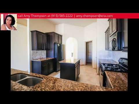 14385  Arabian Point Ave, El Paso, TX 79938 - MLS #739130
