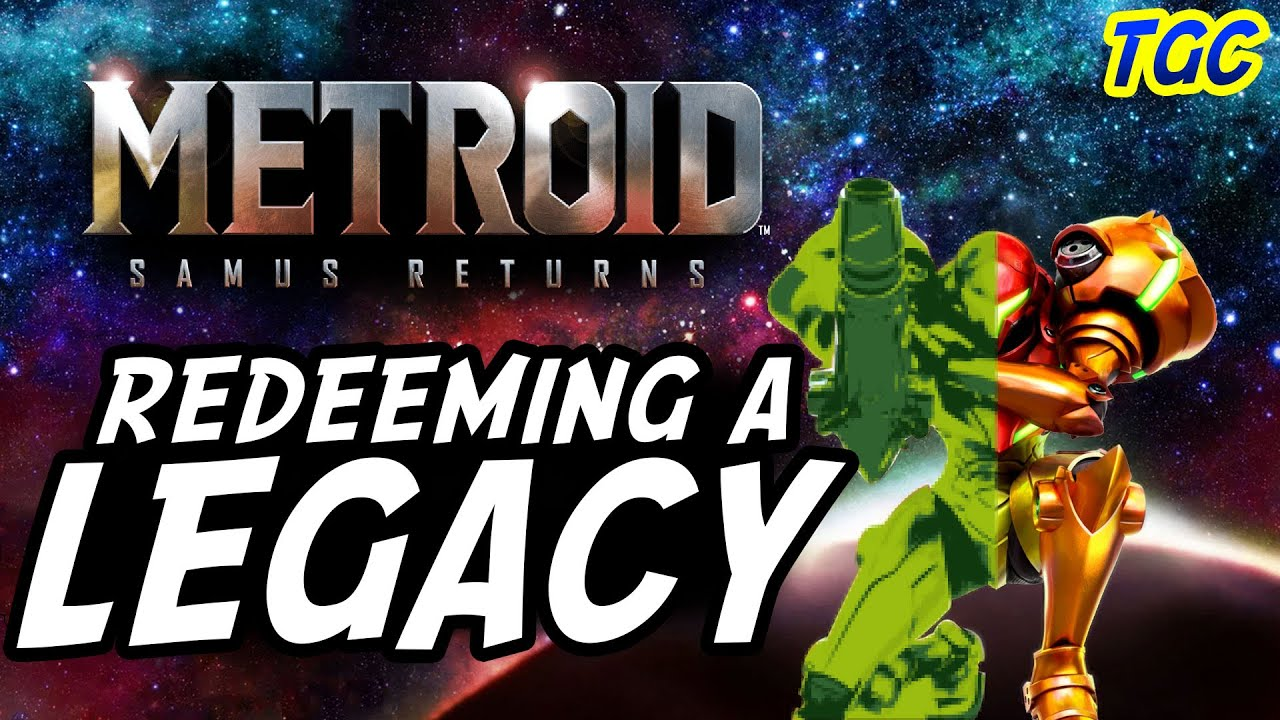 METROID: SAMUS RETURNS - The Epic Untarnished | GEEK CRITIQUE