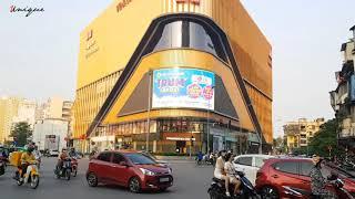 Điện Máy Xanh quảng cáo màn hình Led Vincom Phạm Ngọc Thạch