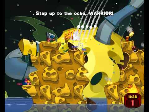 Worms Reloaded - The ultimate game ever!!!!!!! - WCK123456  