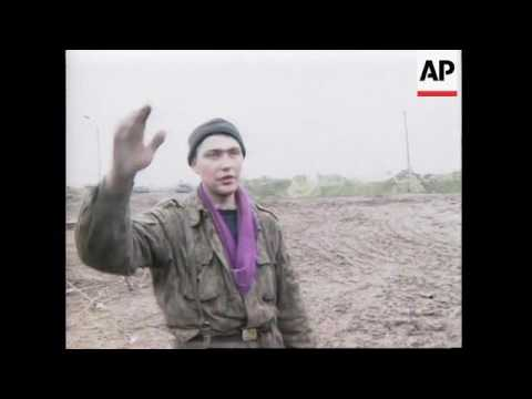 RUSSIA: CHECHNYA: GROZNY: SITUATIONER