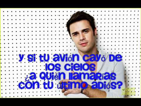 Kris Allen  like were dying español