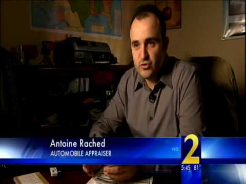 Undervalued Cars. Interview with Antoine Rached on WSB-TV Atlanta.