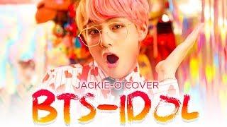 BTS (방탄소년단) - IDOL (Русский кавер от Jackie-O)