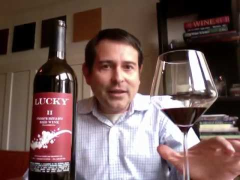 Lucky II Proprietary Red Wine - MV - 9.0 - James Melendez