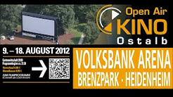 OPEN-AIR KINO OSTALB 2012