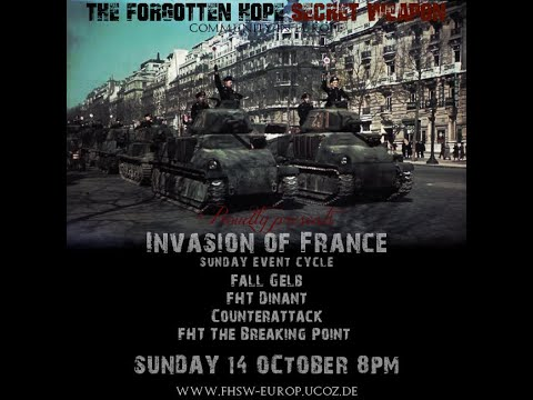 "Counterattack: ""Invasion of France"" event (FHSW mod)"