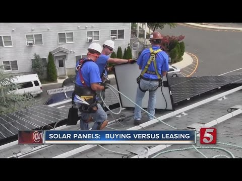 Should You Lease Solar Panels?