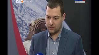 Россия1 Томск (01.02.2017) - Инициатива ''Космический урок''