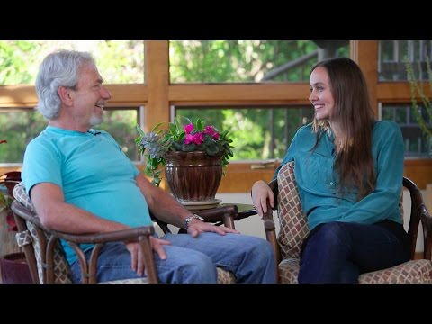 Behind-The-Scenes Conversation: The Magic of Flowers with Katie Hess + Louie Schwartzberg