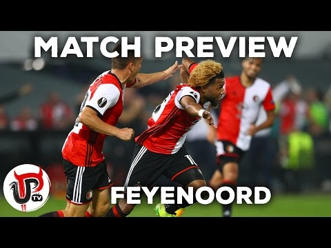 FEYENOORD PREVIEW | MUST WIN GAME FOR MOURINHO | EUROPA LEAGUE