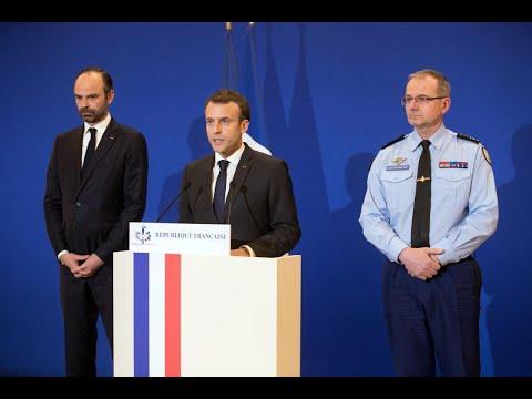 اعتقال امرأة على صلة بمنفذ الهجوم جنوبي فرنسا  - نشر قبل 8 ساعة