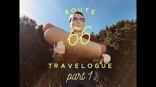 Route 66 Travelogue: Chicago to Springfield, Illinois