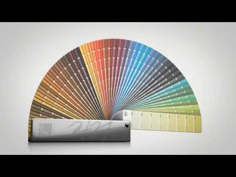 Paletar Tencuiala Decorativa.Mostrar Paletar Culori Baumit Www Tencuialadecorativa Eu Youtube