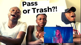 NIGERIANS REACTING TO ALEYNA TILKI - Bu Benim Masalım | FUNNY REACTION