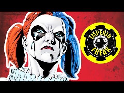 La cacería y el perturbador origen de Harley Quinn - Historia Completa (VIDEOCOMIC NARRADO)
