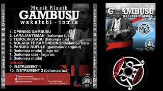 [11.11 MB] Musik Klasik GAMBUS WAKATOBI - TOMIA (Music Culture Traditional) FULL ALBUM